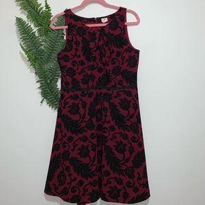 LOFT Ann Taylor size 8 A-line dress
